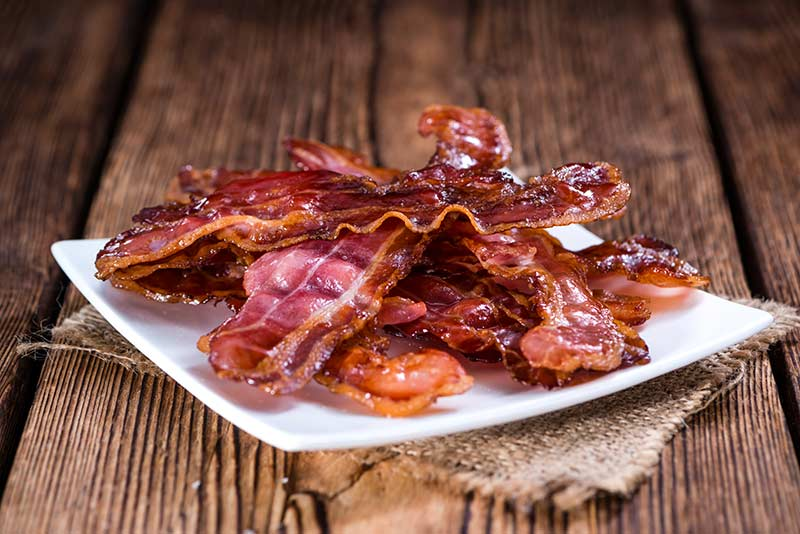 Bacon - Adulting is hard, but bacon makes it better