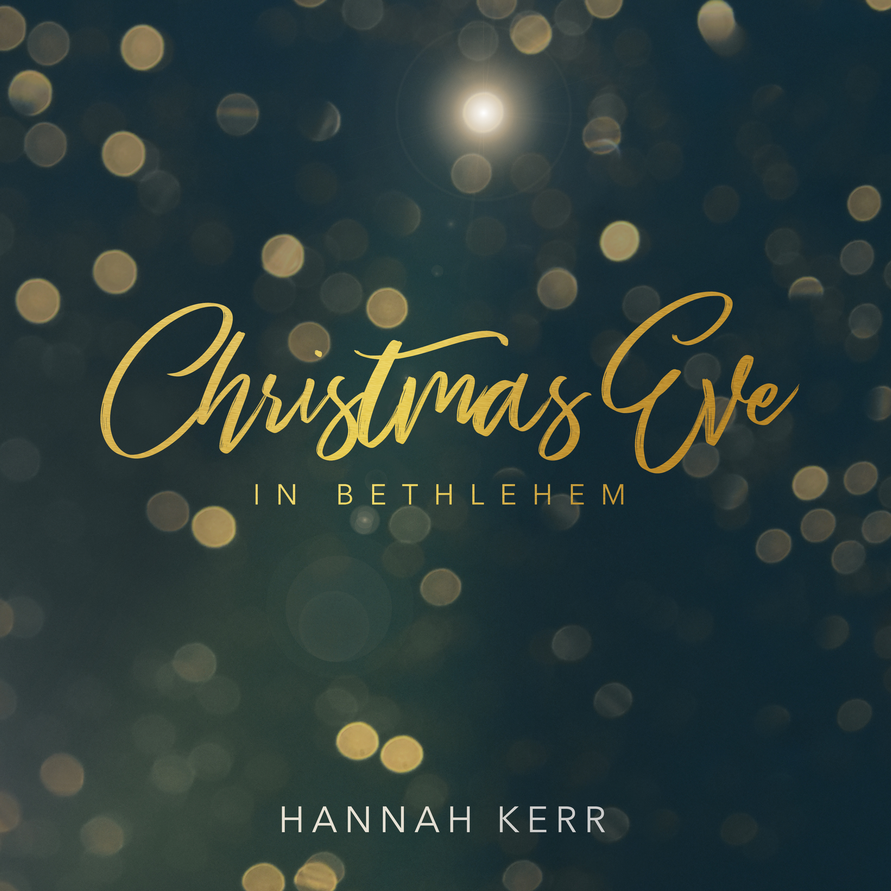 HANNAH KERR IS SET TO PERFORM CHRISTMAS EVE IN BETHLEHEM ON OCT. 19
