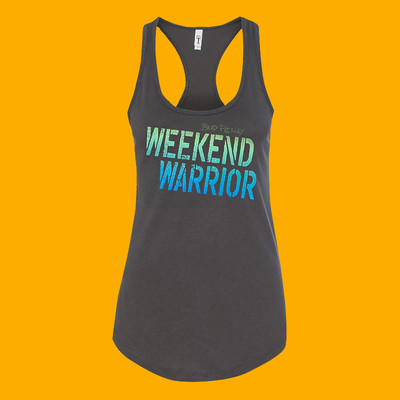 Gray Womens Weekend Warrior Tour Tank $20