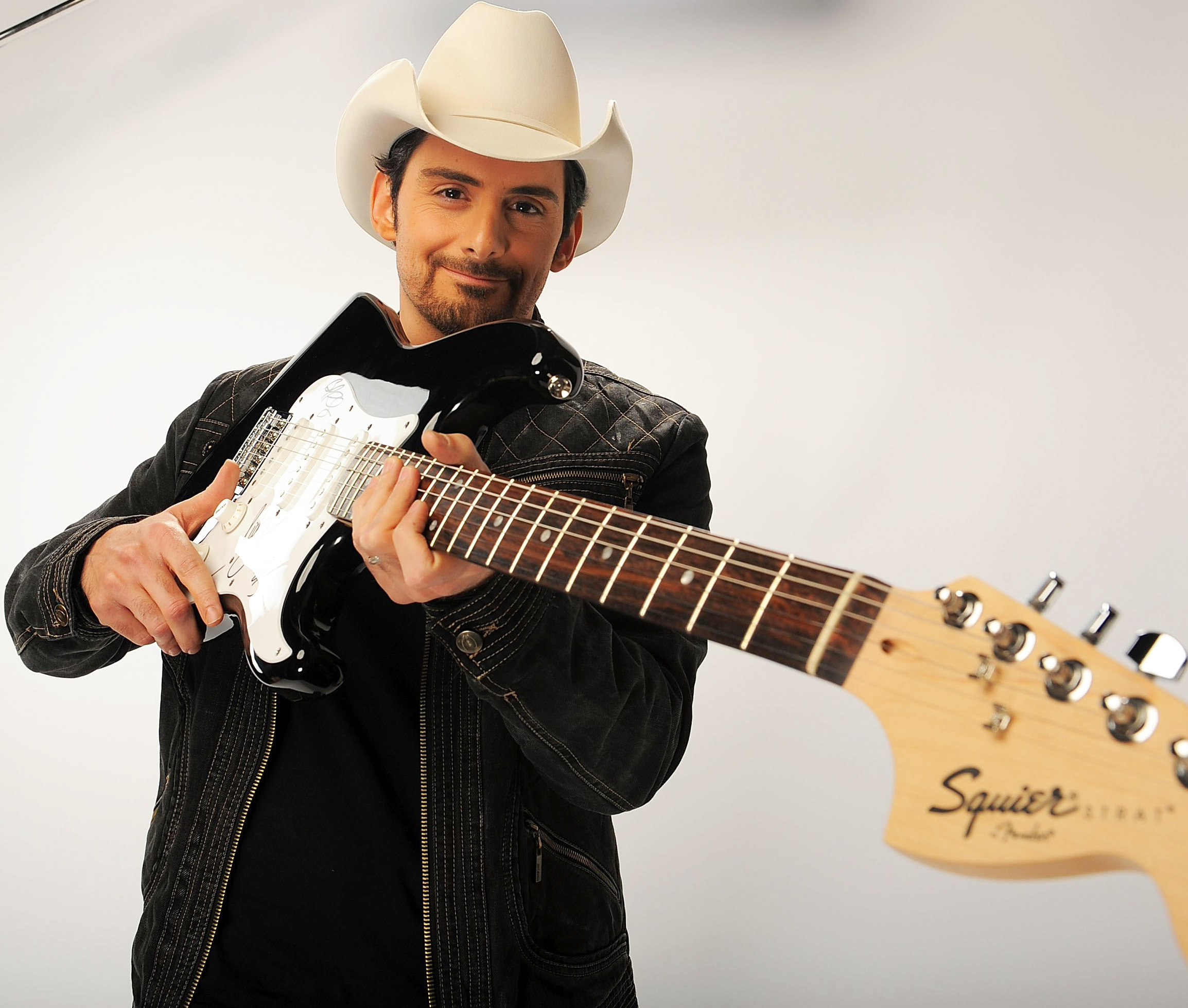 Brad Paisley gives back to COVID-19 heroes on Amazon series Regular Heroes