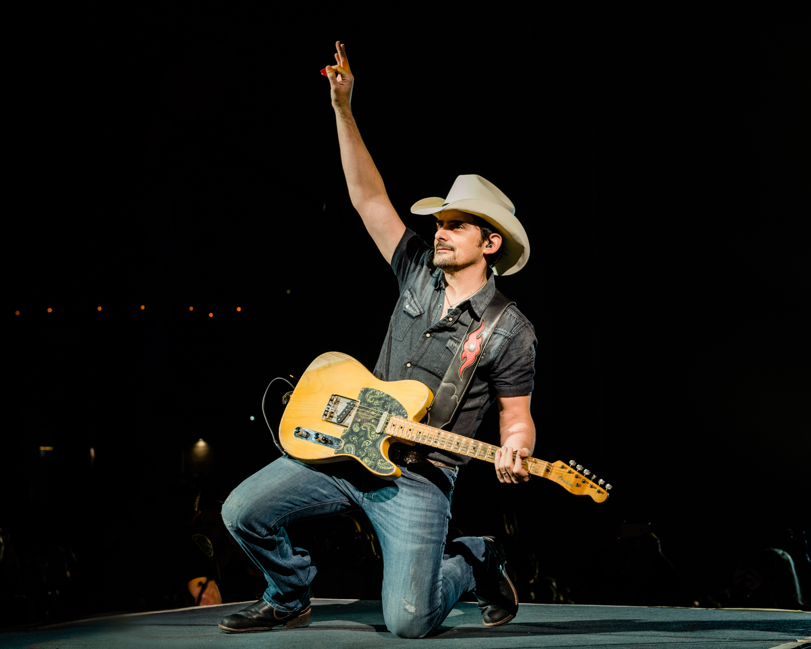 Brad Paisley Announces 2020 World Tour