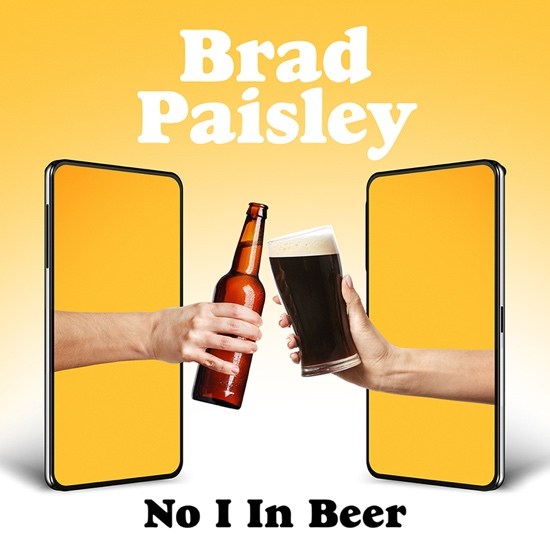 Brad Paisley Drops Unifying New Song - No I In Beer