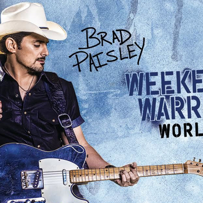 "THIS PAST FRIDAY NIGHT COUNTRY SUPERSTAR BRAD PAISLEY TOOK HIS ""WEEKEND WARRIOR WORLD TOUR"" TO HIS HOMETOWN OF NASHVILLE"
