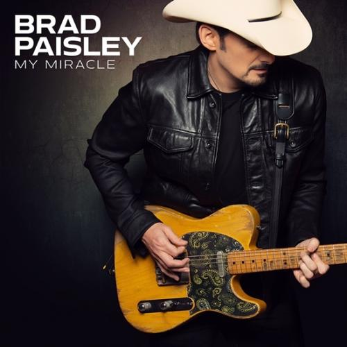 "BRAD PAISLEY PREMIERES NEW SINGLE,  ""MY MIRACLE,"" AT COUNTRY RADIO TODAY"