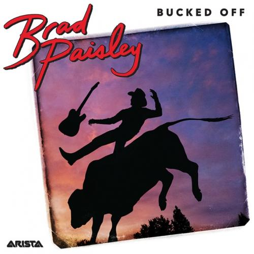 "BRAD PAISLEY TEAMS WITH PROFESSIONAL RODEO COWBOYS ASSOCIATION (PRCA) TO LAUNCH ""BUCKED OFF (RODEO VERSION)"" MUSIC VIDEO"