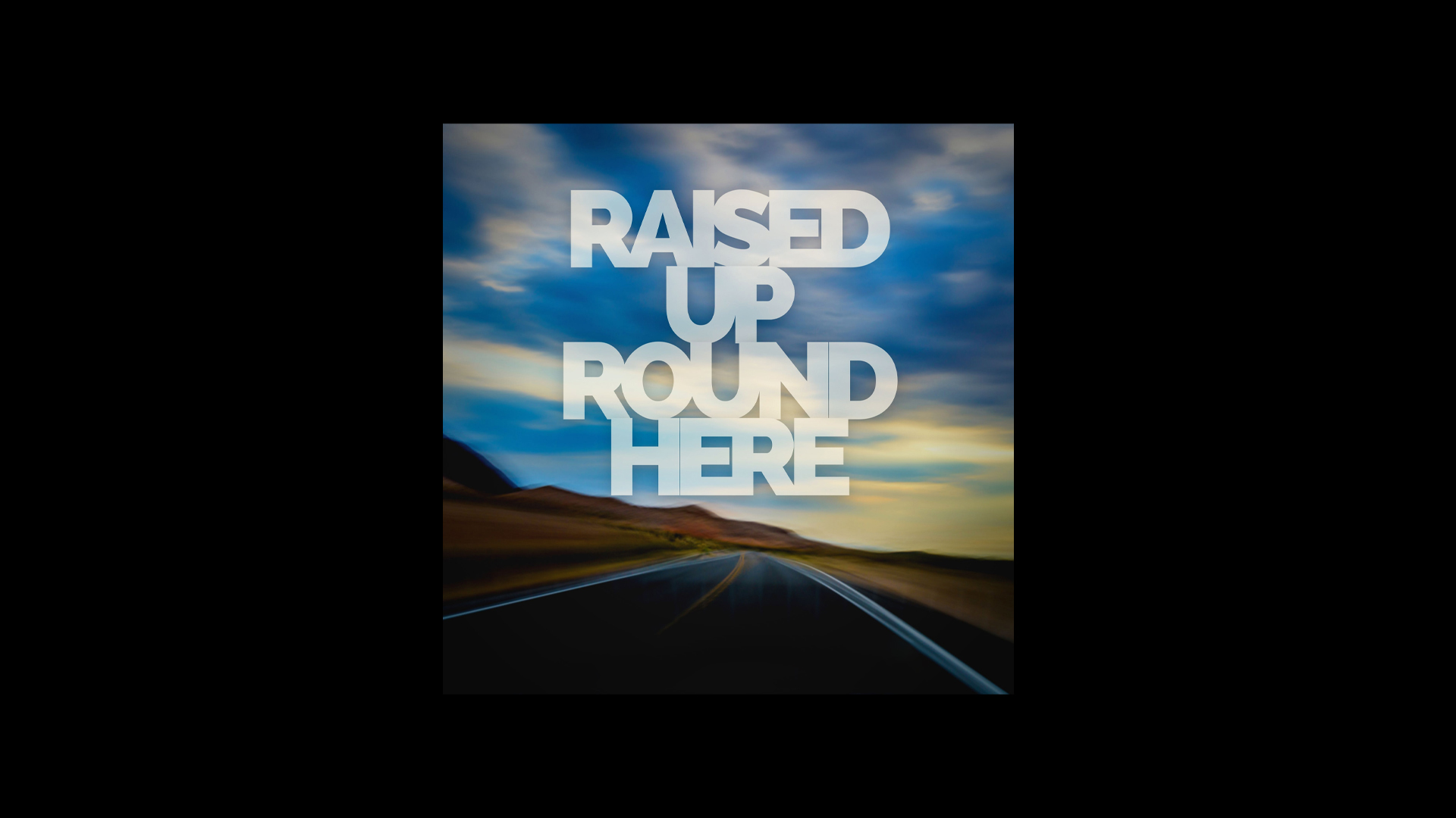 Raised Up Round Here The new single by Brendyn Kyle.