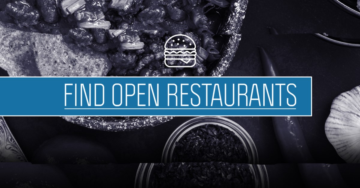 BubbleUp Supports Local Restaurants