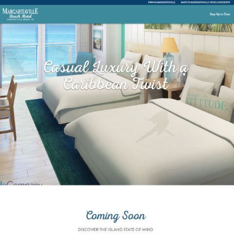 Margaritaville Hotel Jacksonville