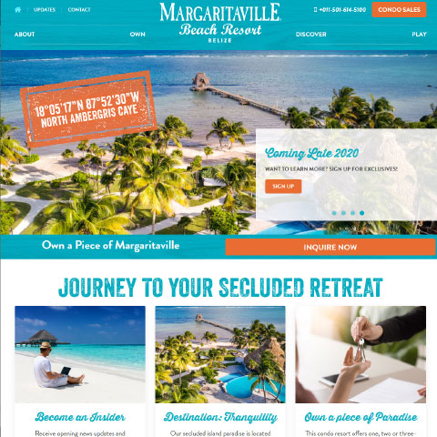Margaritaville Resort Belize