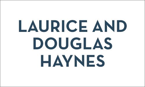 Laurice and Douglas Haynes