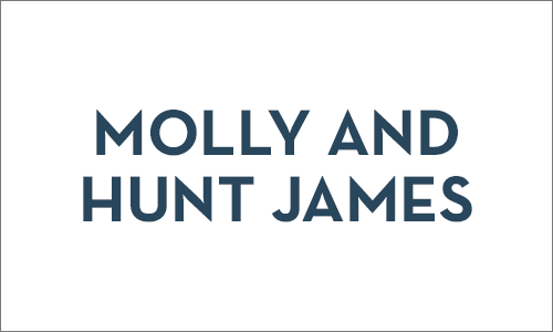Molly and Hunt James