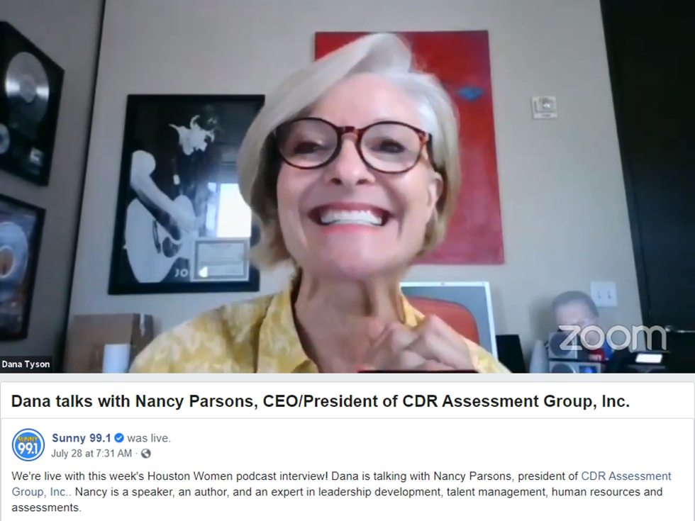 Houston Women w/ Dana Tyson & Nancy Parsons | CDR Assessment Group