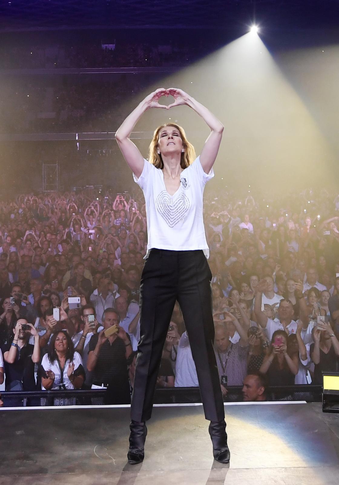 Celine dion concert monte casino red rock casino promotions