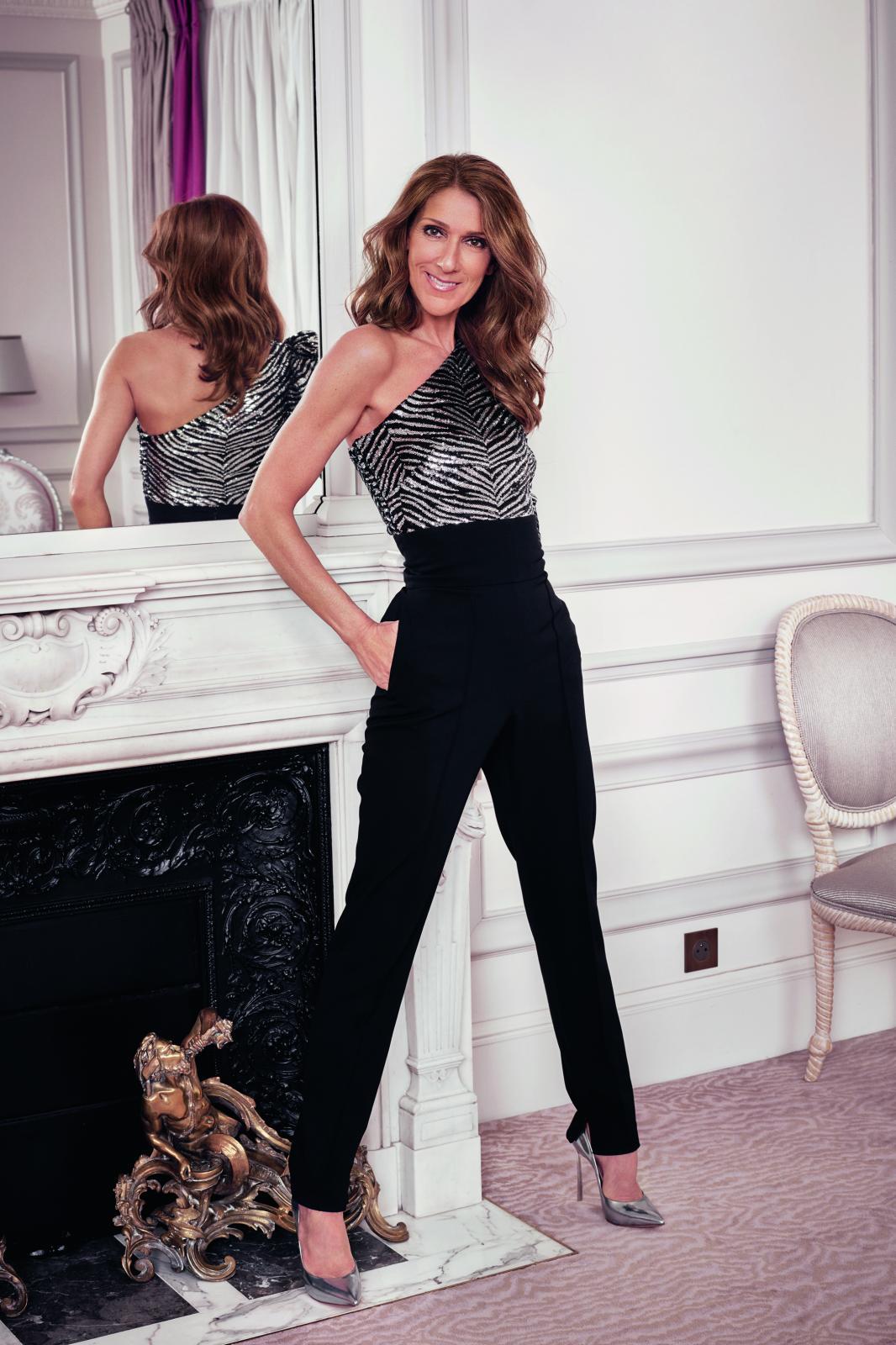 5c9f03a12d5 Celine Dion is L Oréal Paris  newest global spokesperson