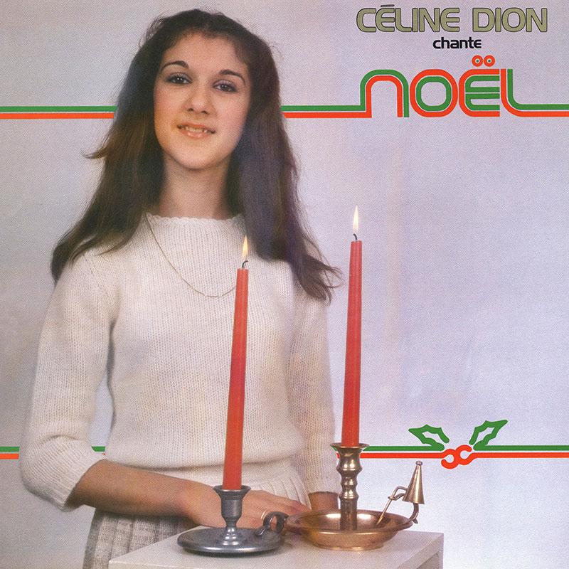 C�line Dion chante no�l