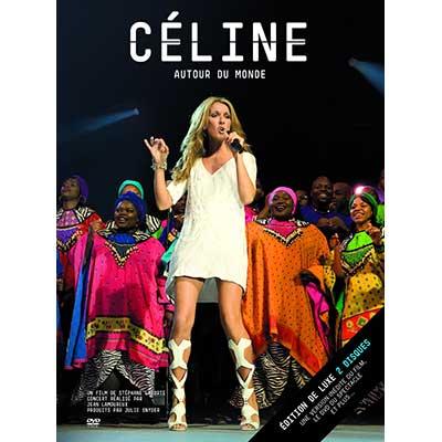 Celine Autour du Monde – Edition Deluxe (2 DVD)