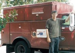 The big red truck--1994.