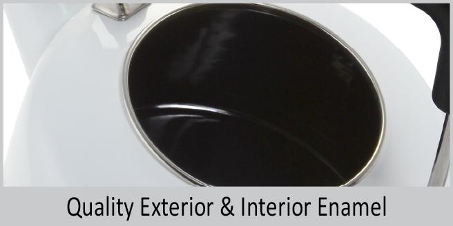 quality exterior and interior enamel