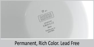 permanent rich color lead free