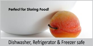 dishwasher refrigerator and freezer safe perfect for storing food