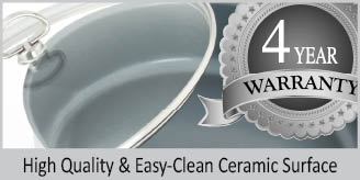 high quality and easy clean ceramic surface