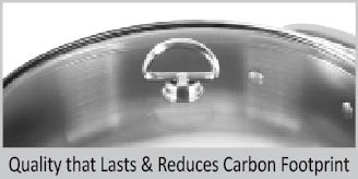 quality that reduces the carbon footprint