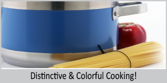 distinctive and colorful cooking
