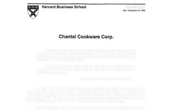 Harvard study report blurred