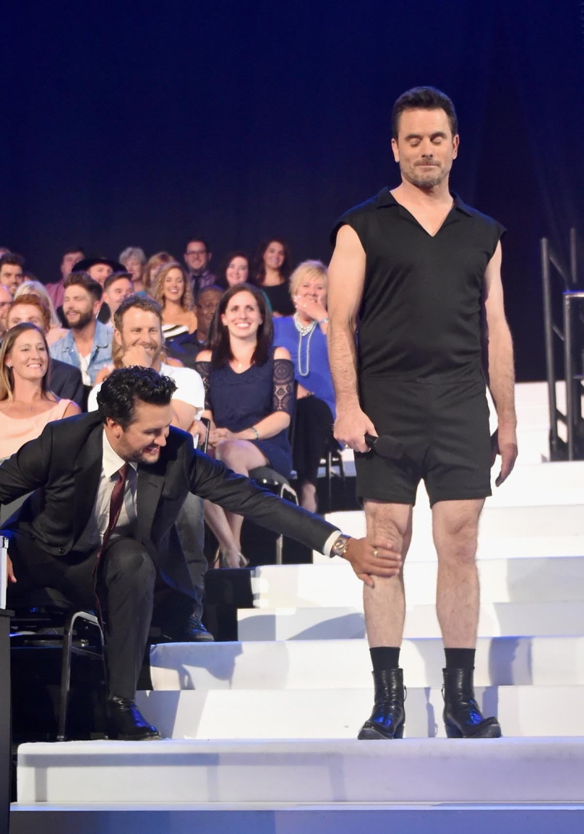 Charles Esten CMT Awards Show Romper