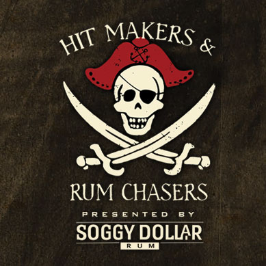 Soggy Dollar Rum Tapped as Presenting Sponsor for Hit Makers & Rum Chasers 25-City Songwriters Tour