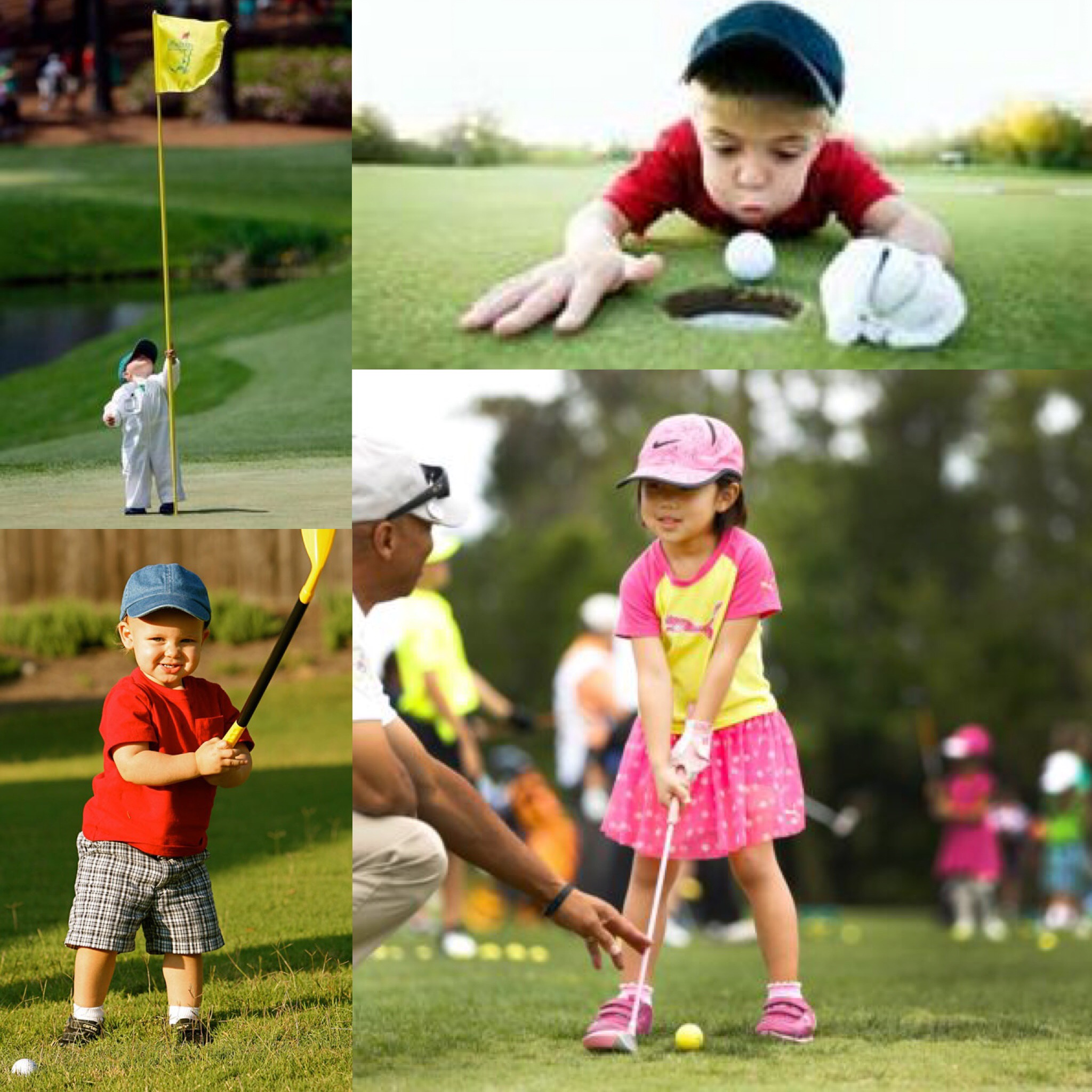 Young golfers can learn at NGO's Charley Foundation Junior Clinic