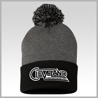 Cleveland International Records Beanie