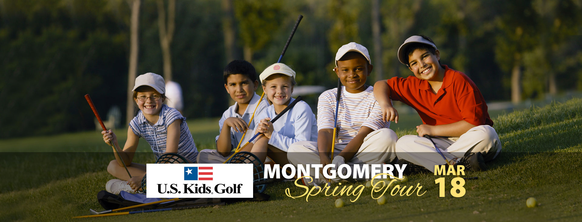 US Golf Kids - Montgomery Spring Tour