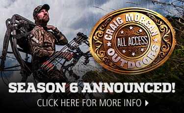 Craig Morgan Outdoors - New Episodes