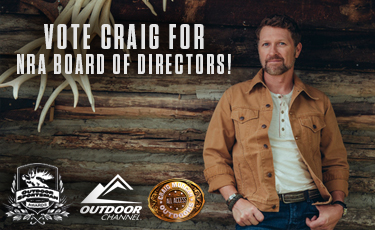 Vote Craig for Favorite Show Host!