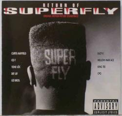 The Return of Super Fly<br />(Soundtrack)