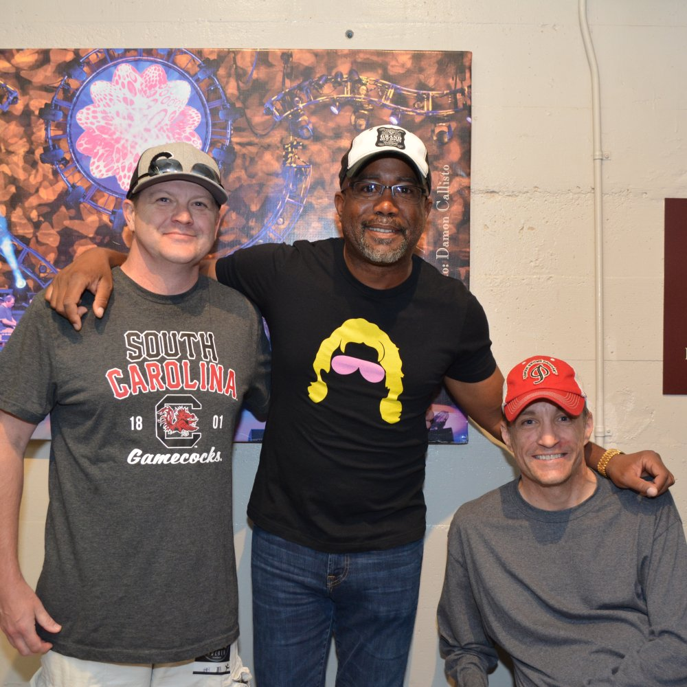 Meet greet photos darius rucker meet greet 08 01 2017 m4hsunfo