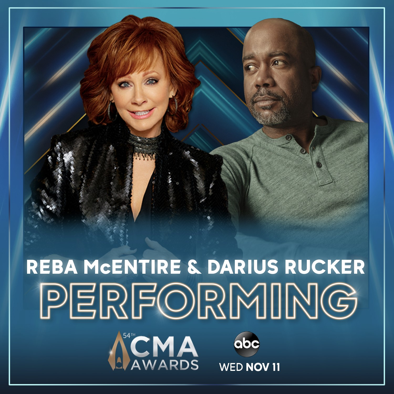 Darius to Join Two Performances on the CMA Awards This Year!