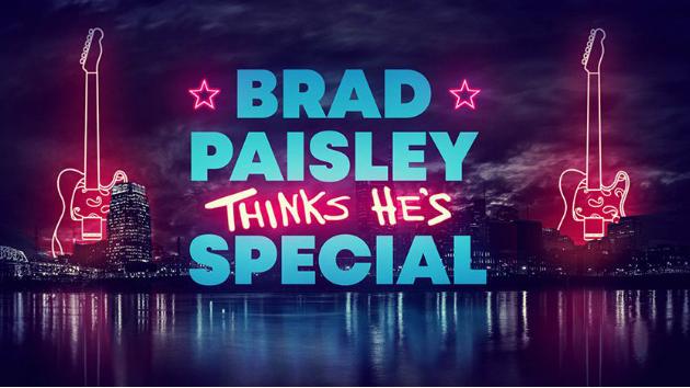 Darius On ABC Show 'Brad Paisley Thinks He's Special'