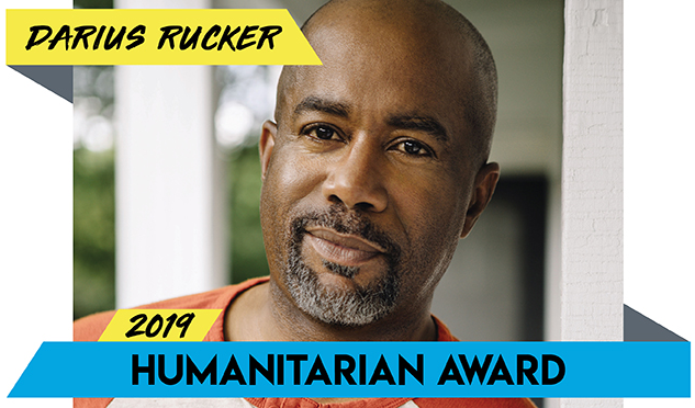 Darius To Receive Harry Chapin Memorial Humanitarian Award