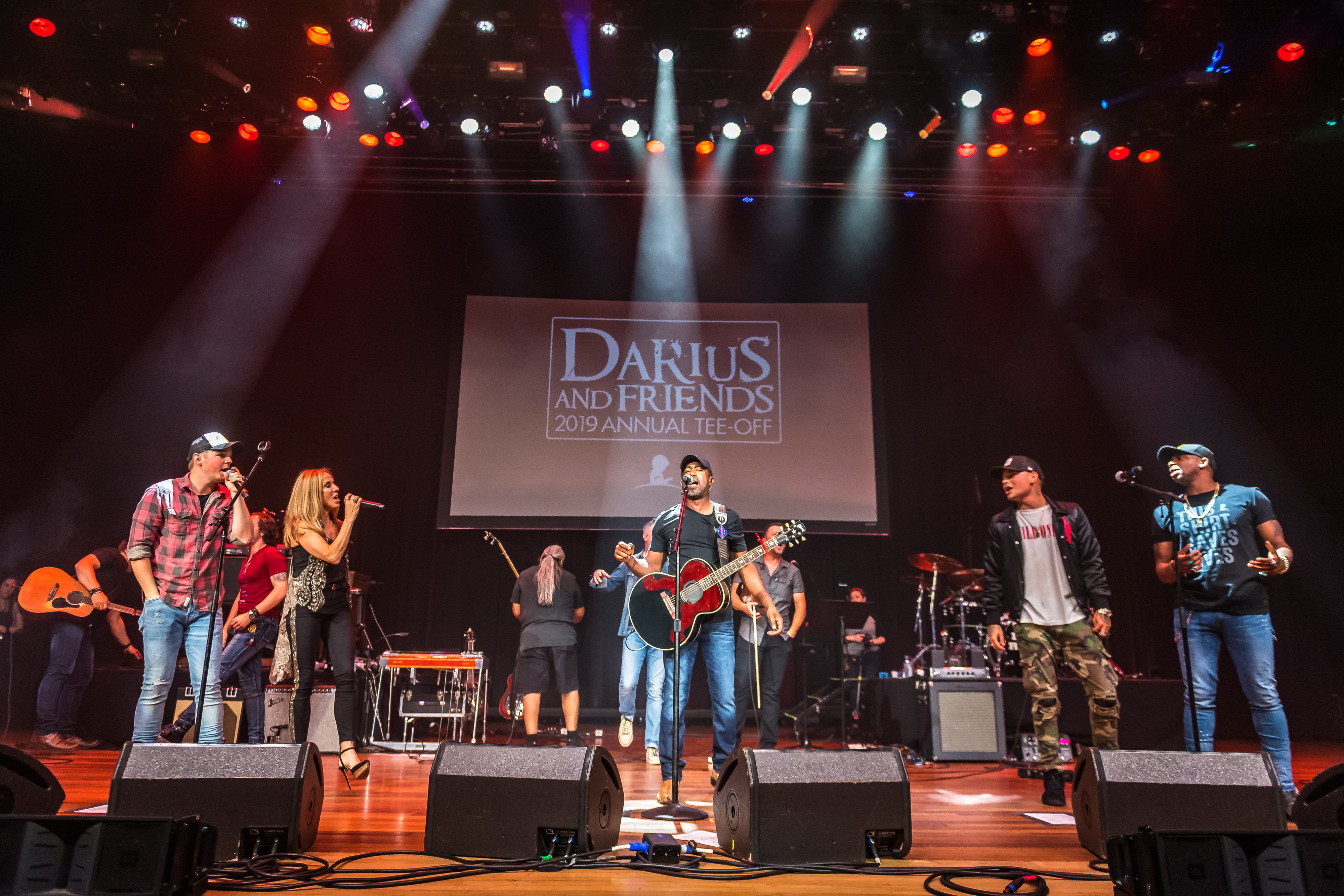 DARIUS SURPASSES $2 MILLION RASIED FOR ST. JUDE WITH 10TH ANNUAL