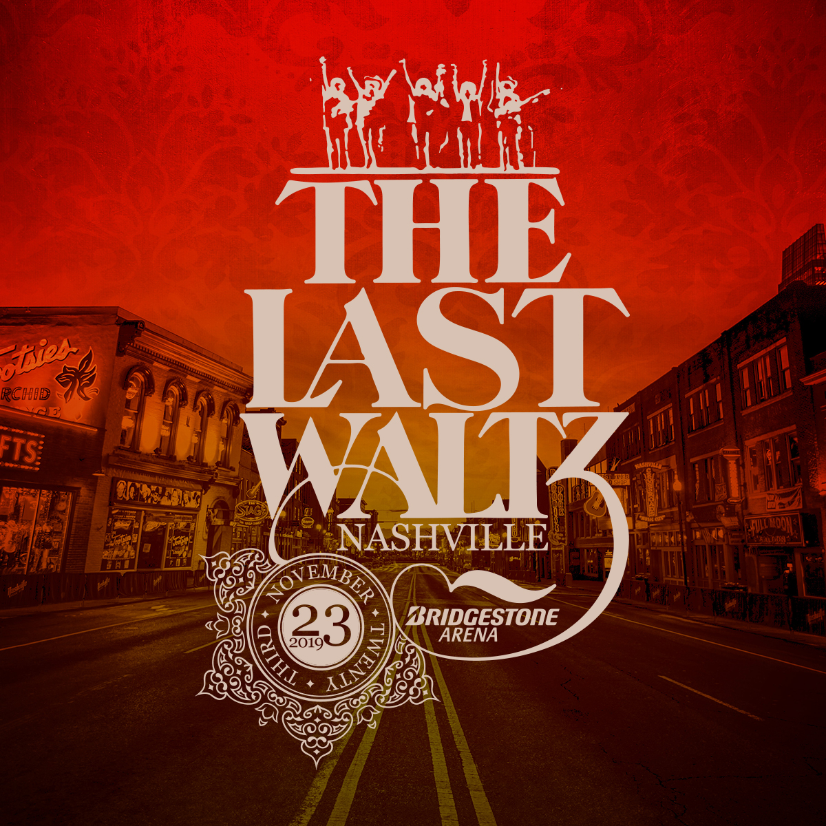 Darius To Join The Last Waltz Nashville: An All-Star Celebration of the Band's Historic Farewell Concert