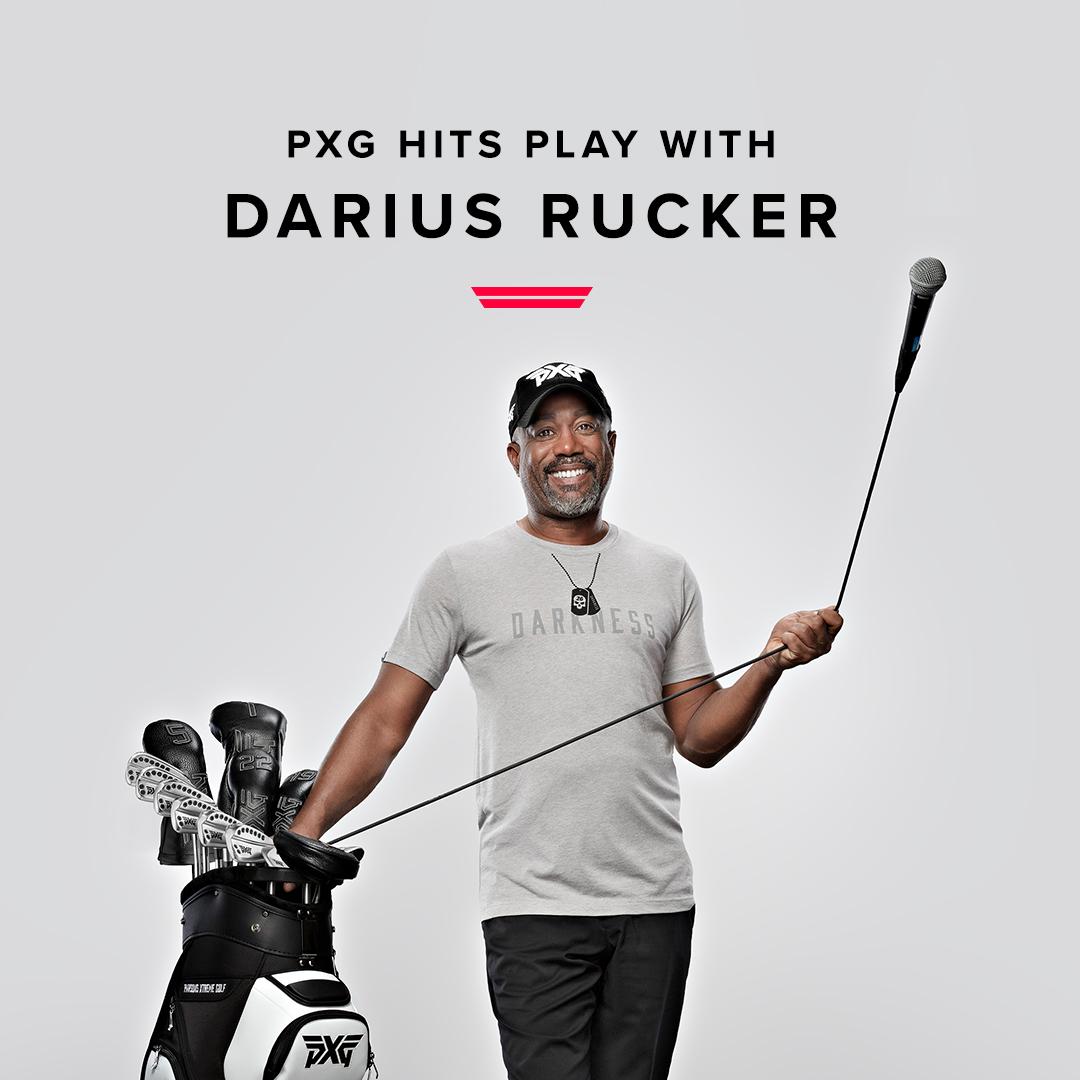 Darius Becomes PGX Ambassador