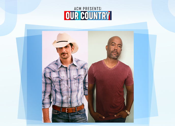 ACM Presents: Our Country - Sunday, April 5 on CBS