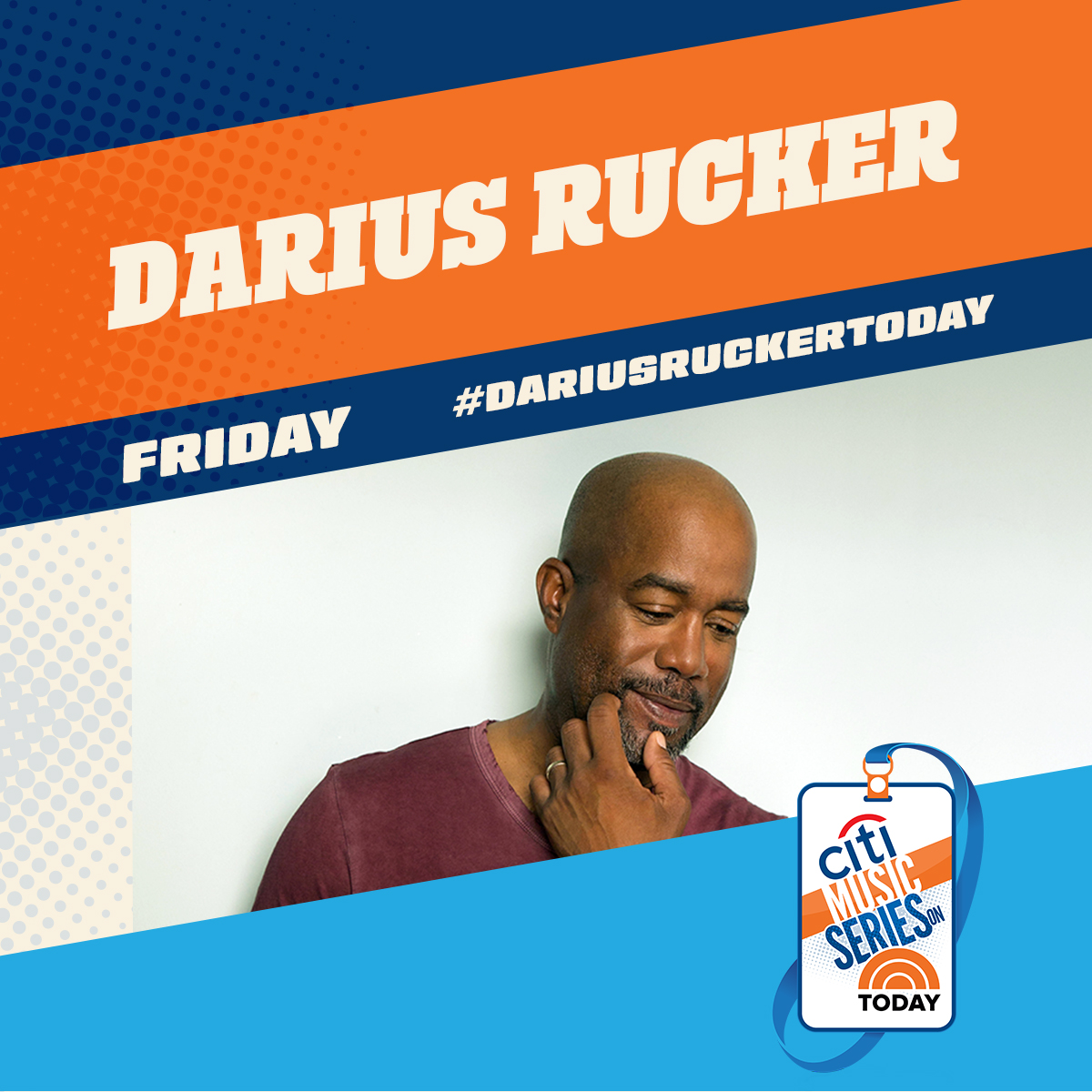 Darius On Today This Friday