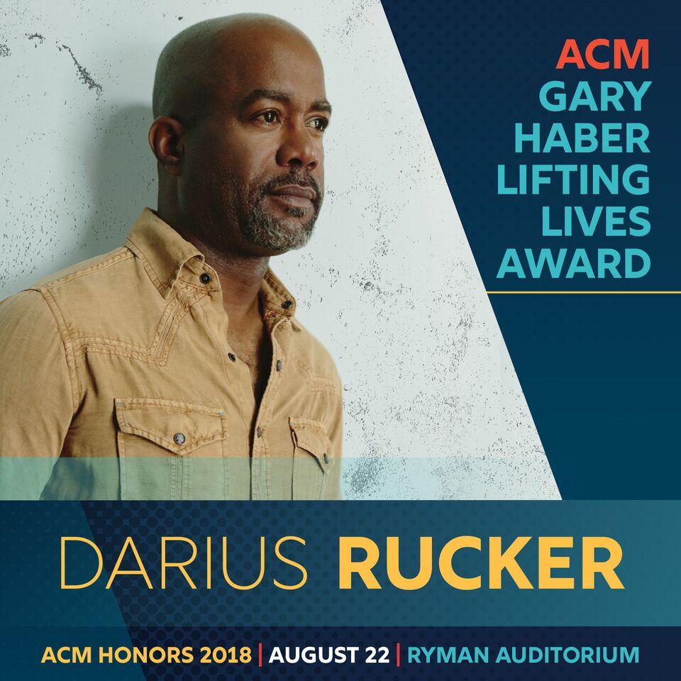 ACM Gary Haber Lifting Lives Award