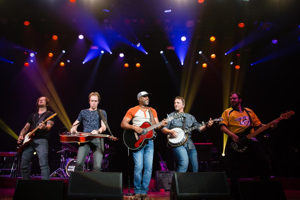 DARIUS RUCKER HITS $1 MILLION IN SUPPORT OF ST. JUDE CHILDREN'S RESEARCH HOSPITAL WITH 8TH ANNUAL