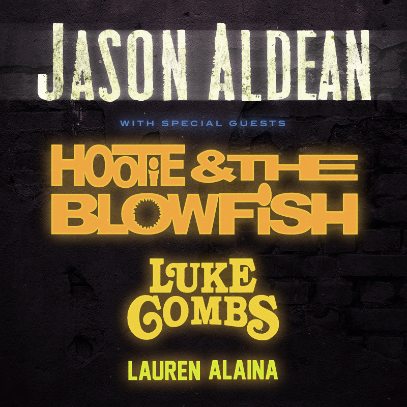 Hootie & The Blowfish Join Jason Aldean in Atlanta, GA!