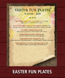 Easter Fun Plates