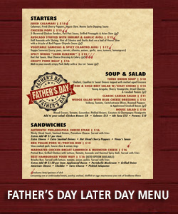 Father's Day Later Day